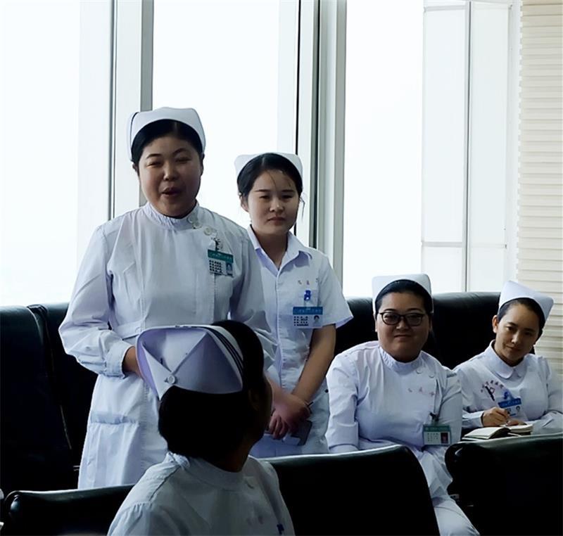 护理实生带教计划_郑州大学护理学院陈勤副院长一行莅临我院硕士研究生临床实践